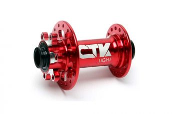 mozzo-anteriore-xtra-hubs-sl-ctklight-red