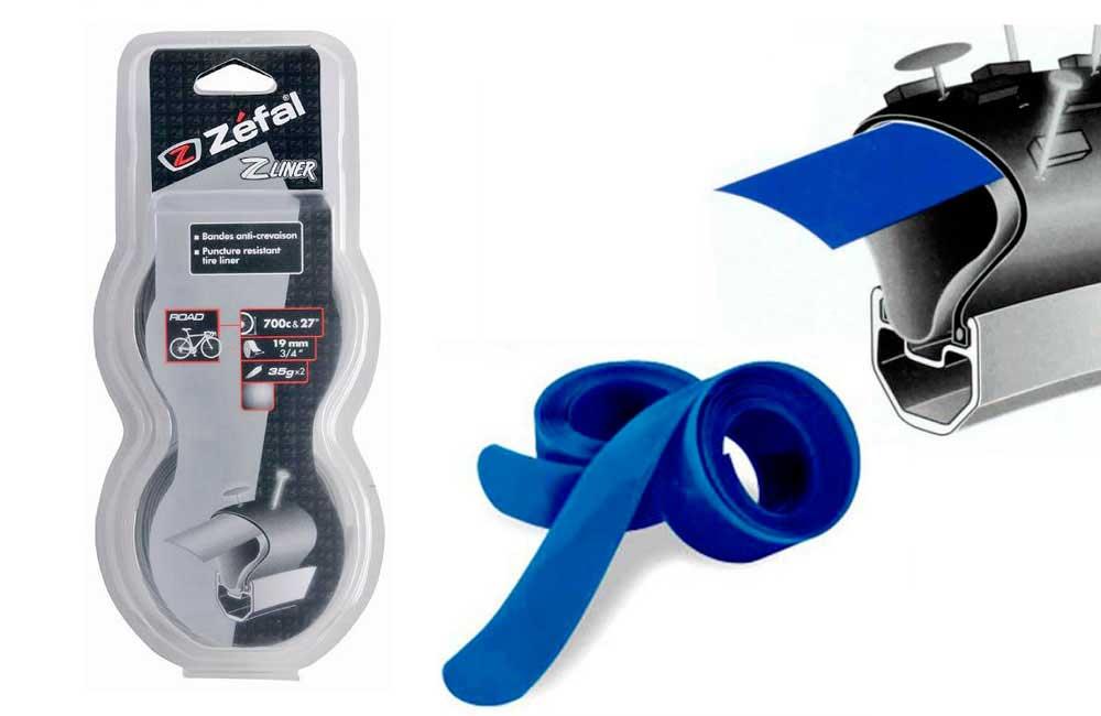 "Nastro antiforatura per bici bicicletta MTB trekking ZEFAL Z LINER 700c /& 27/"""