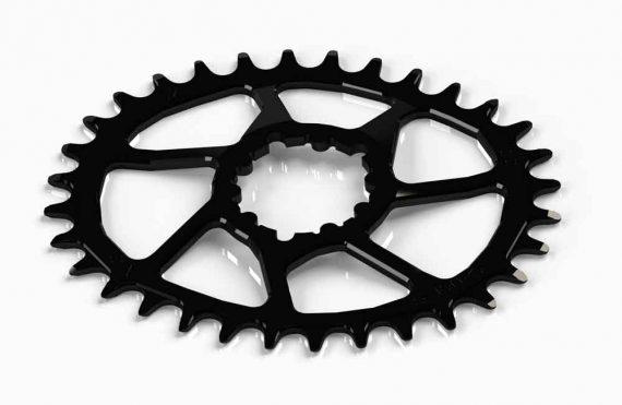 corona-doppia-camma-ovale-cruel-components-vo-sram-ctk-black