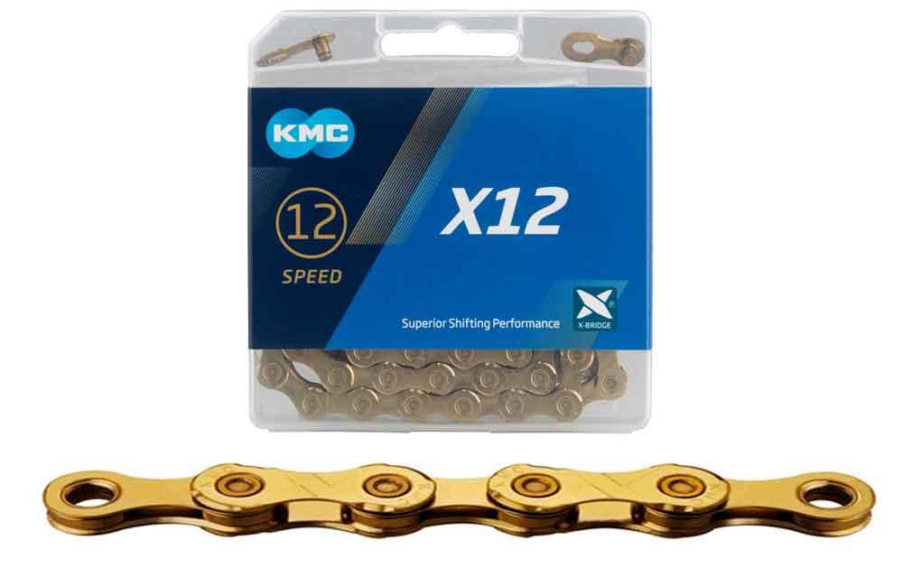 KMC X12 Catena Ti-n